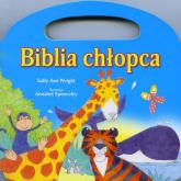 Biblia chłopca - Sally Ann Wright | mała okładka