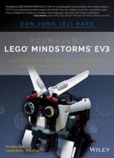 Poznajemy  LEGO MINDSTORMS EV3 NARZĘDZIA I TECHNIKI BUDOWANIA I PROGRAMOWANIA ROBOTÓW - Eun Jung Park | mała okładka