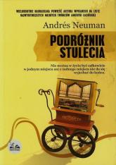 Podróżnik stulecia - Andres Neuman   mała okładka