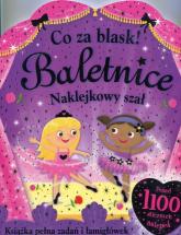 Co za blask Baletnice Naklejkowy szał -  | mała okładka