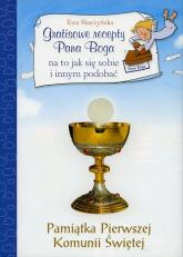 Gratisowe recepty Pana Boga na to jak się sobie i innym podobać - Ewa Skarżyńska | mała okładka