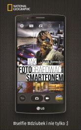 Jak fotografować smartfonem - Jacek Bonecki   mała okładka