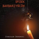 Spisek barbarzyńców - Stanisław Srokowski | mała okładka