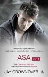 Asa Tom 1 - Jay Crownover | mała okładka