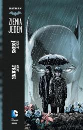 Batman - Ziemia Jeden - Geoff Johns | mała okładka
