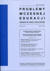 Problemy wczesnej edukacji nr 3 (26)/2014 -  | mała okładka