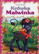 Krówka Malwinka - Dorota Kozioł | mała okładka