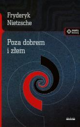 Poza dobrem i złem - Fryderyk Nietzsche | mała okładka