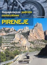 Najpiękniejsze podróże motocyklowe Pireneje -  | mała okładka
