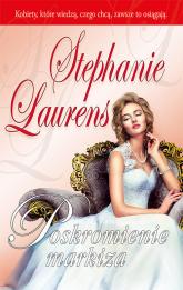 Poskromienie markiza - Stephanie Laurens | mała okładka
