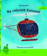 Na ratunek Karuzeli Poczytaj ze mną - Ewa Nowak | mała okładka