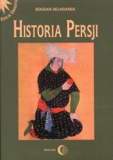 Historia Persji Tom 2 - Bogdan Składanek | mała okładka