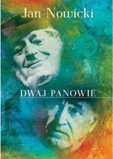 Dwaj Panowie - Jan Nowicki   mała okładka