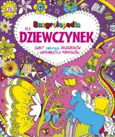 Bazgrolopedia dla dziewczynek - zbiorowa Praca | mała okładka