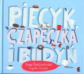 Piecyk, czapeczka i budyń - Anna Onichimowska | mała okładka