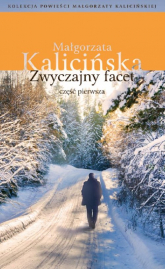 Zwyczajny facet Część 1 - Małgorzata Kalicińska | mała okładka