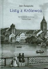 Listy z Królewca - Jan Święcicki | mała okładka