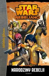 Star Wars Rebelianci Narodziny rebelii -  | mała okładka