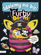 Furby Boom! Idziemy na bal. Książeczka z wycinankami i naklejkami -  | mała okładka