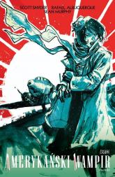 Amerykański Wampir Tom 3 - Scott Snyder   mała okładka