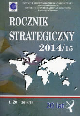 Rocznik Strategiczny 2014/15 -  | mała okładka