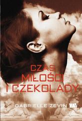 Czas miłości i czekolady - Gabrielle Zevin | mała okładka