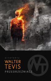 Przedrzeźniacz - Walter Tevis | mała okładka