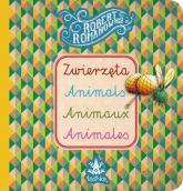 Zwierzęta, Animals, Animaux, Animales - Robert Romanowicz | mała okładka
