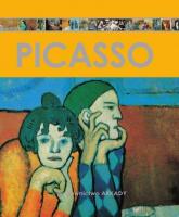 Encyklopedia sztuki Picasso -  | mała okładka