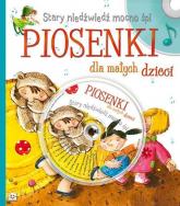 Stary niedźwiedź mocno śpi Piosenki dla małych dzieci + CD -  | mała okładka