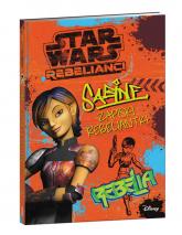 Star Wars Rebelianci Sabine Zapiski Rebeliantki -  | mała okładka