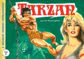 Z archiwum Jerzego Wróblewskiego tom 5. Tarzan - Jerzy Wróblewski | mała okładka