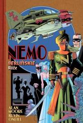 Nemo Berlińskie róże - Alan Moore | mała okładka