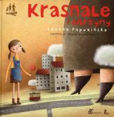 Krasnale i olbrzymy - Joanna Papuzińska | mała okładka