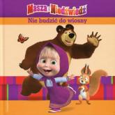 Masza i Niedźwiedź Nie budzić do wiosny -  | mała okładka