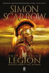Orły imperium 10 Legion - Simon Scarrow | mała okładka