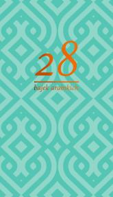 28 bajek arabskich - Dziekan Marek M.   mała okładka