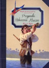 Przypadki Robinsona Kruzoe - Daniel Defoe | mała okładka