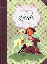 Heidi - Johanna Spyri | mała okładka