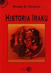 Historia Iraku - Dziekan Marek M. | mała okładka