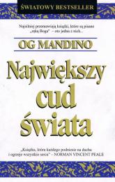 Największy cud świata - Og Mandino | mała okładka