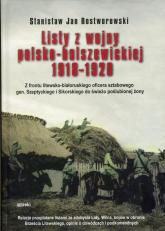 Listy z wojny polsko-bolszewickiej 1918-1920 - Rostworowski Stanisław Jan | mała okładka
