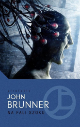 Na fali szoku - John Brunner | mała okładka