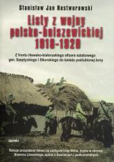 Listy z wojny polsko-bolszewickiej 1918-1920 - Rostworowski Jan Stanisław | mała okładka