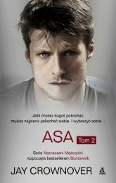 Asa Tom 2 - Jay Crownover | mała okładka