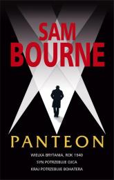 Panteon - Sam Bourne | mała okładka