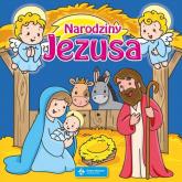Narodziny Jezusa Książeczka do kąpieli -  | mała okładka