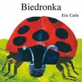 Biedronka - Eric Carle | mała okładka