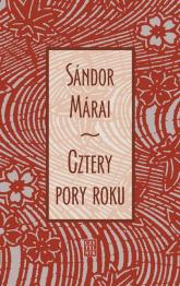Cztery pory roku - Sandor Marai | mała okładka