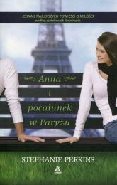 Anna i pocałunek w Paryżu - Stephanie Perkins | mała okładka